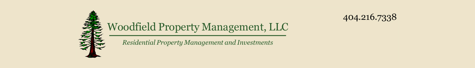 Woodfield Management Property Header